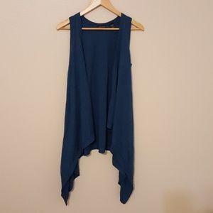 Moda International Sweaters - Victoria's Secret cashmere draped sweater vest S